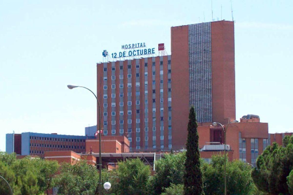 El Hospital 12 de Octubre de Madrid dispone de la técnica ECMO, muy útil para covid-19. FOTO: Hospital 12 de Octubre.