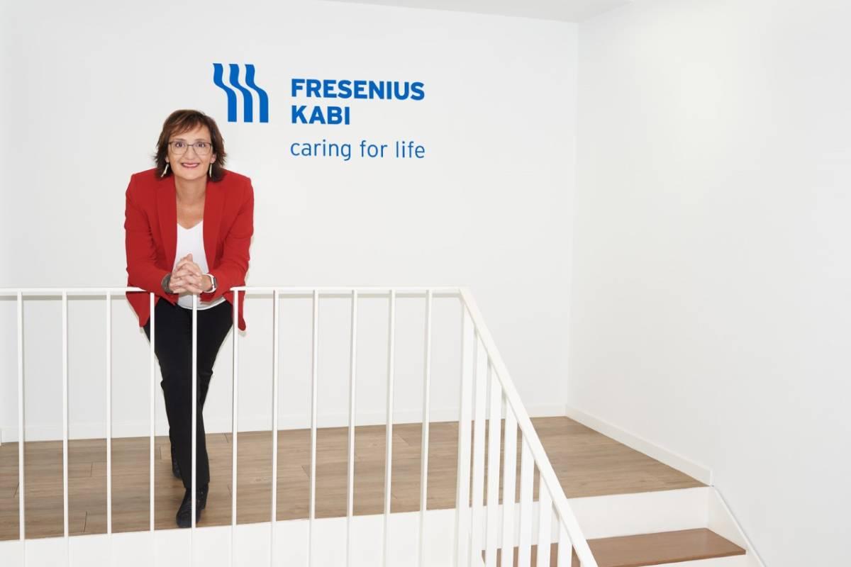 Montse Planas es la directora general de Fresenius Kabi. La compañía lanzó su primer biosimilar en 2019.