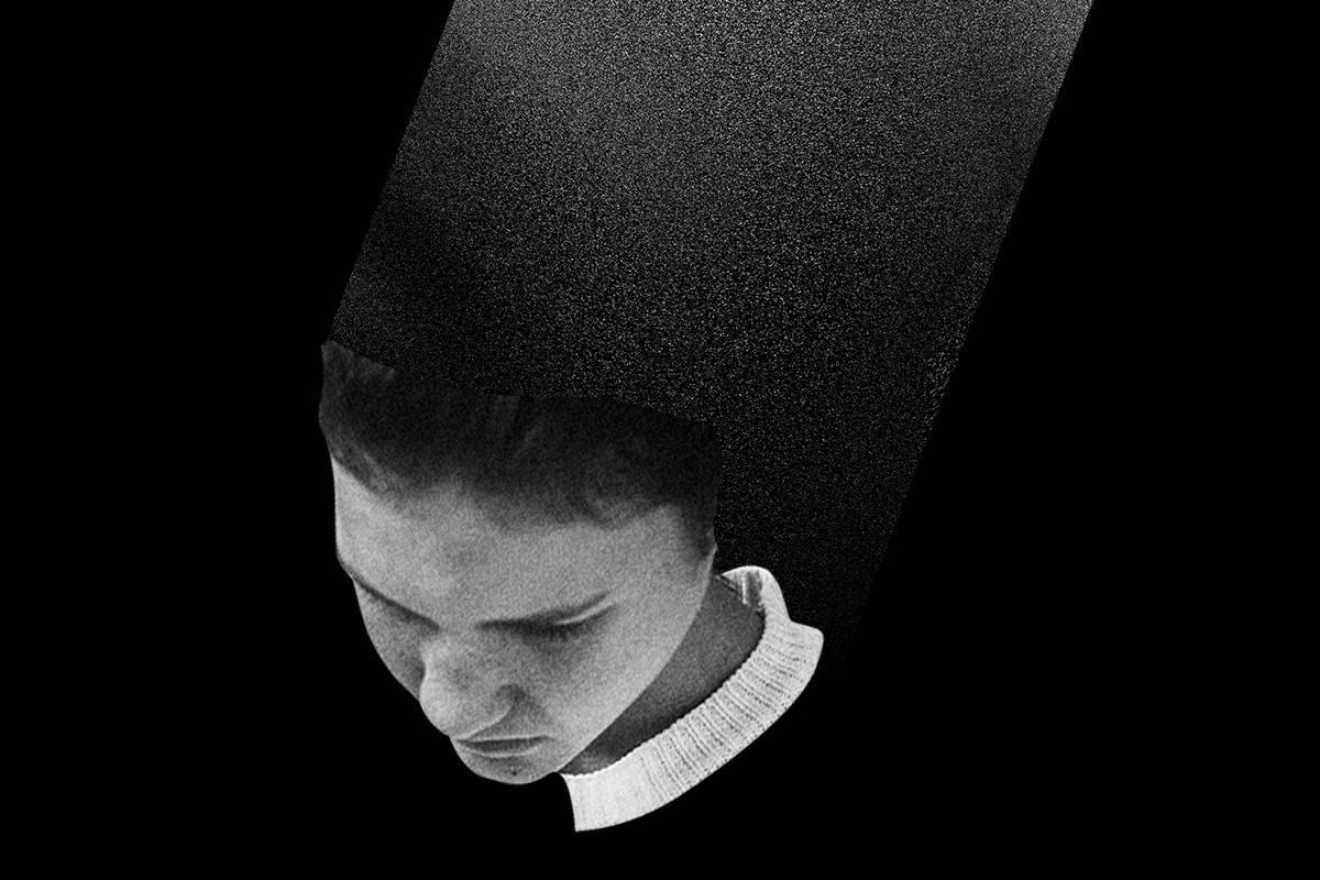 El confinamiento y las restricciones de la pandemia han provocado un aumento de las autolesiones en jóvenes. Ilustración: Lucía Martín.