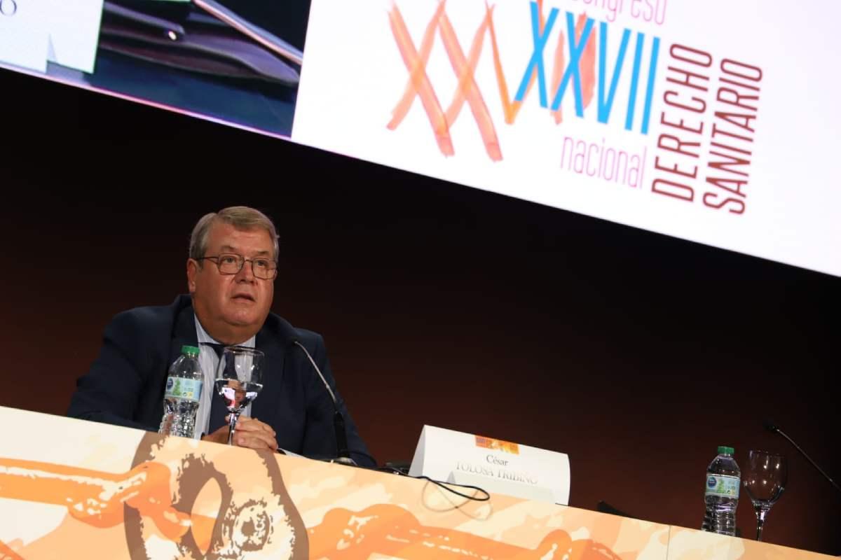 César Tolosa Tribiño, presidente de la Sala Contenciosa-administrativa del Tribunal Supremo.