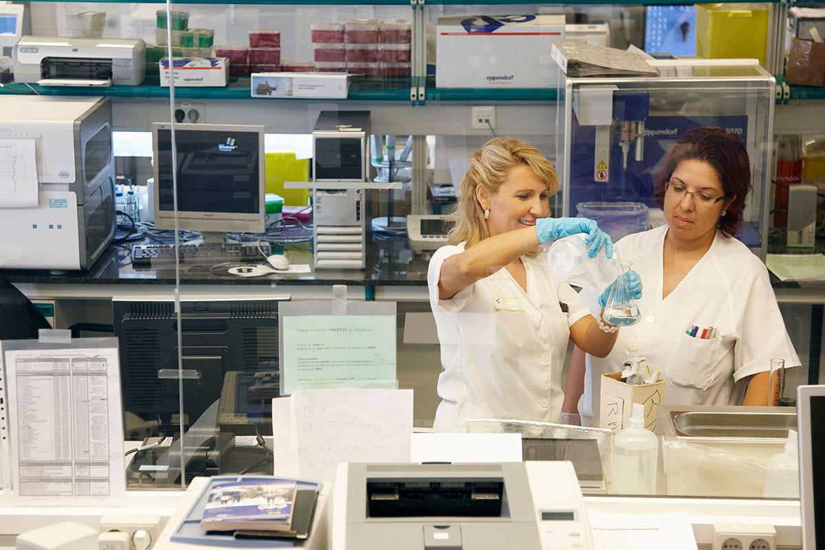 El Servicio de Hematología del Hospital Universitario de Gran Canaria Dr. Negrín está entre los nueve hospitales nacionales de adultos acreditados para la administración de CAR-T.