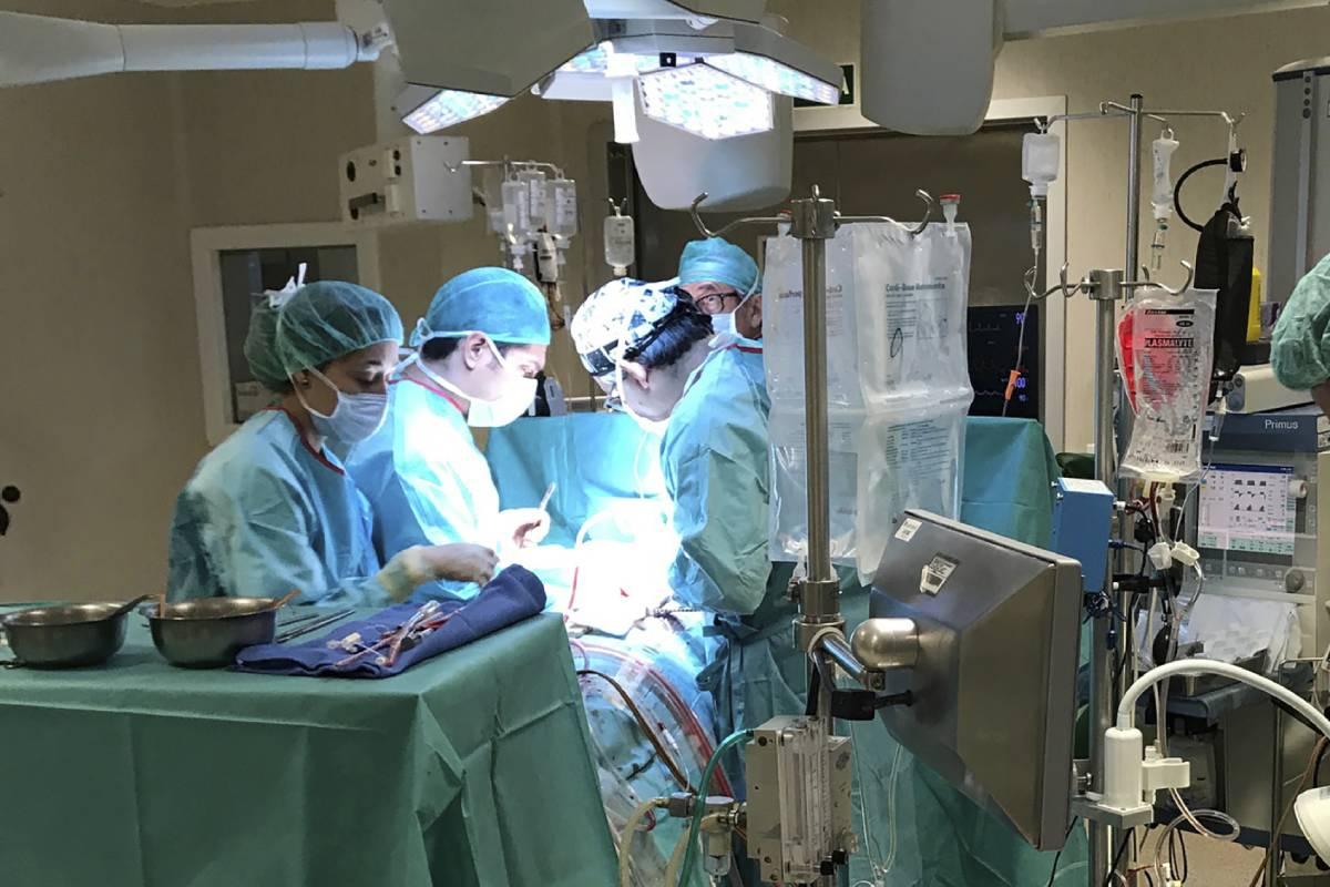 La subida del precio de la luz también afecta a los hospitales.