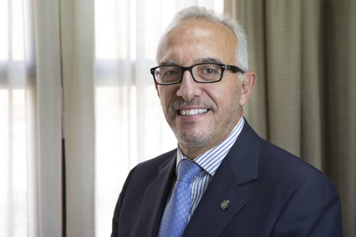 Manuel Ojeda Casares, vicepresidente del COF de Sevilla, fallecido el 14 de octubre.