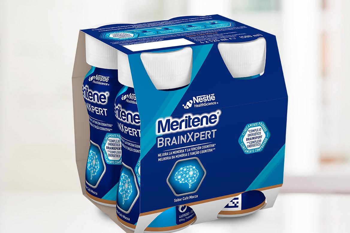 Meritene® BrainXpert de Nestlé Health Science