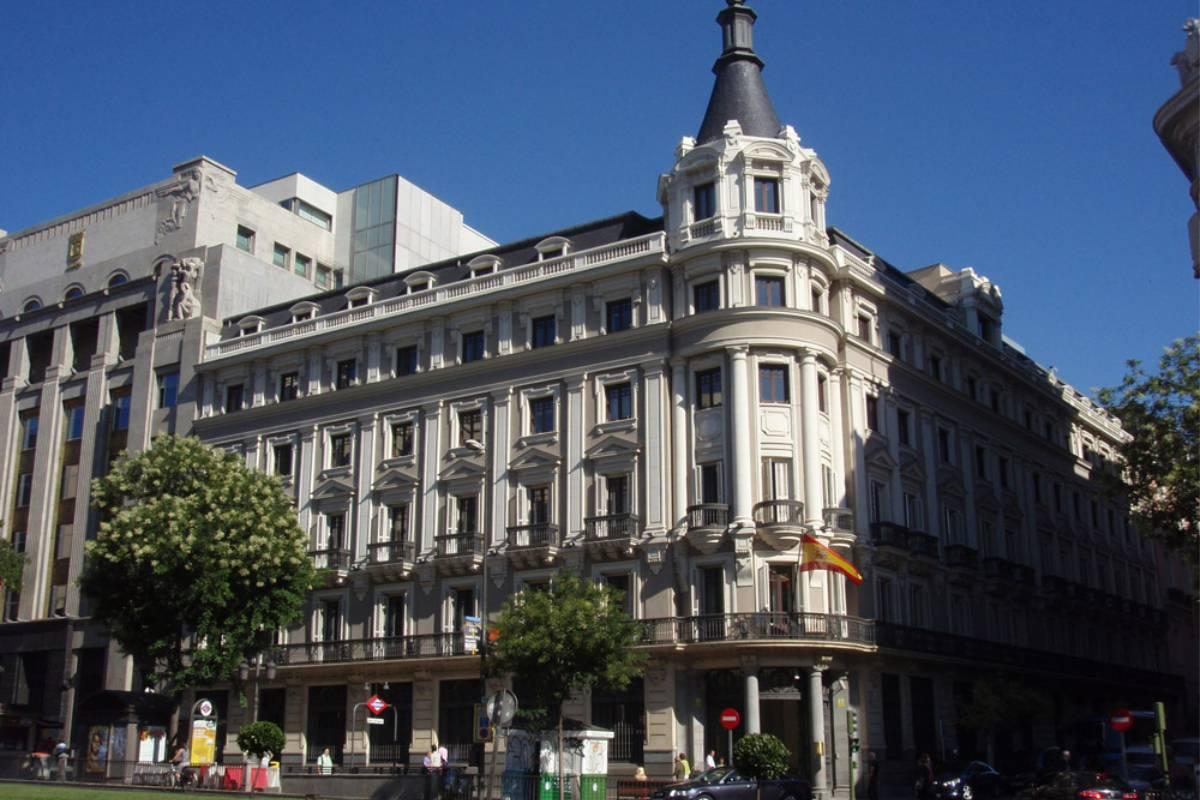 Sede de la CNMC en Alcalá (Madrid).