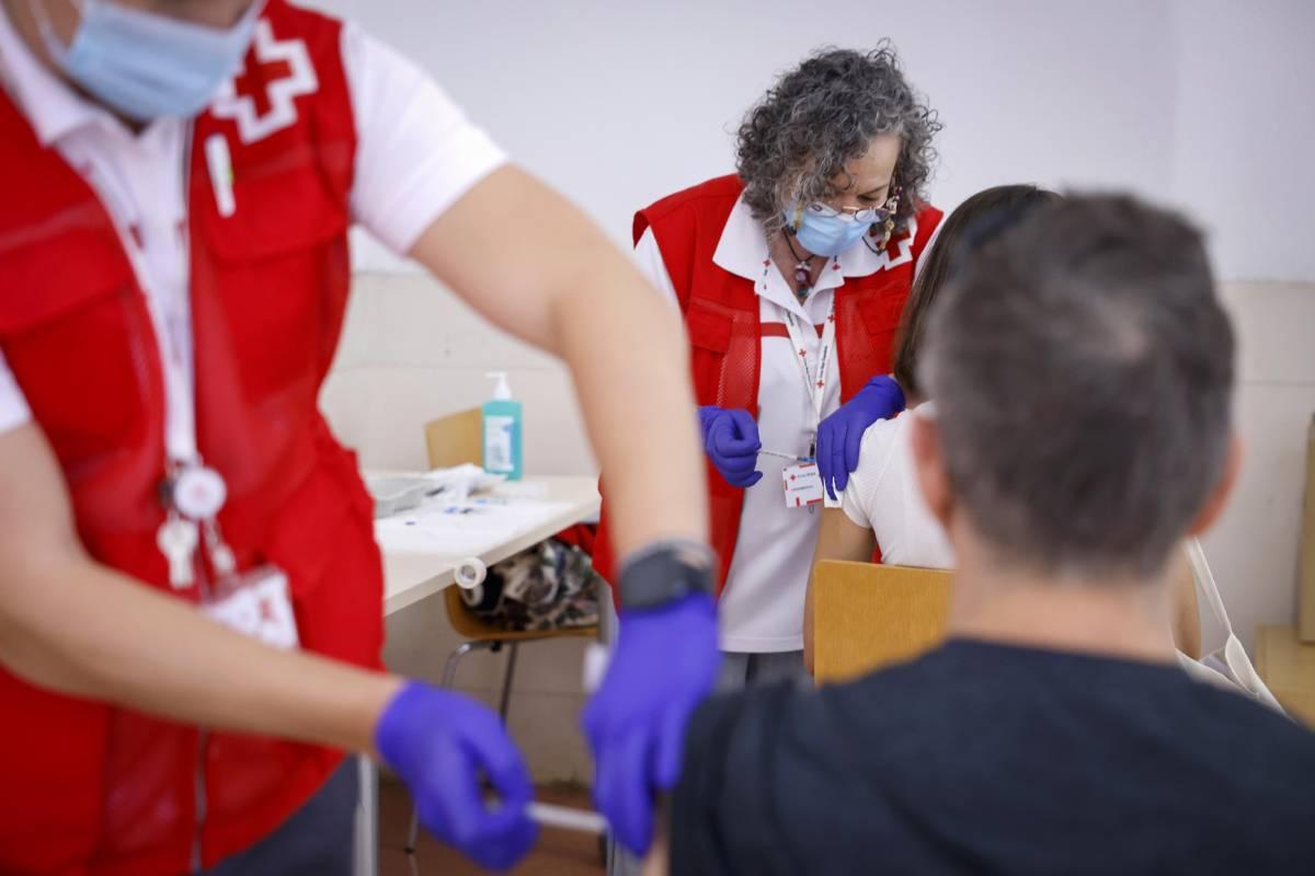 Todos los datos de la pandemia mejoran en la última actualización de datos de Sanidad.