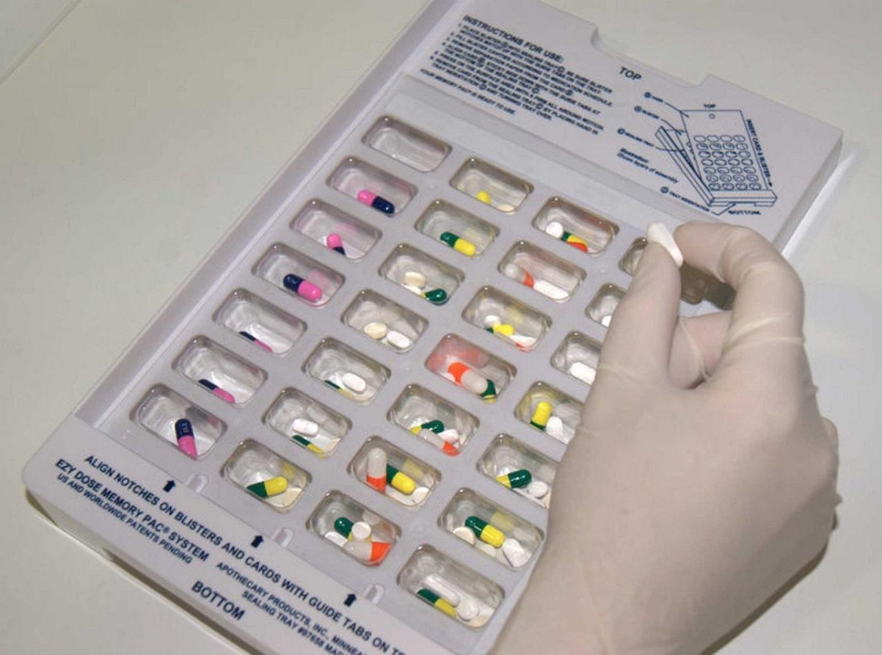 Servicios personalizados de dosificación (SPD).