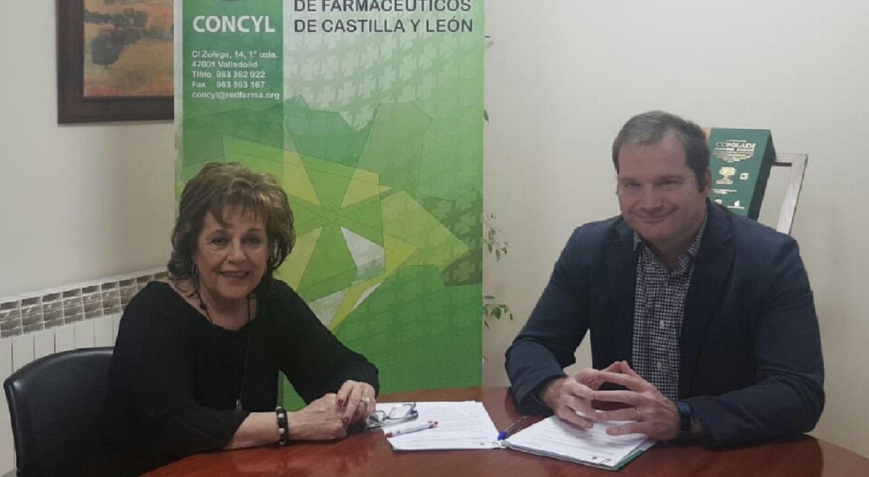 Carlos Treceño y María Belén Bernal