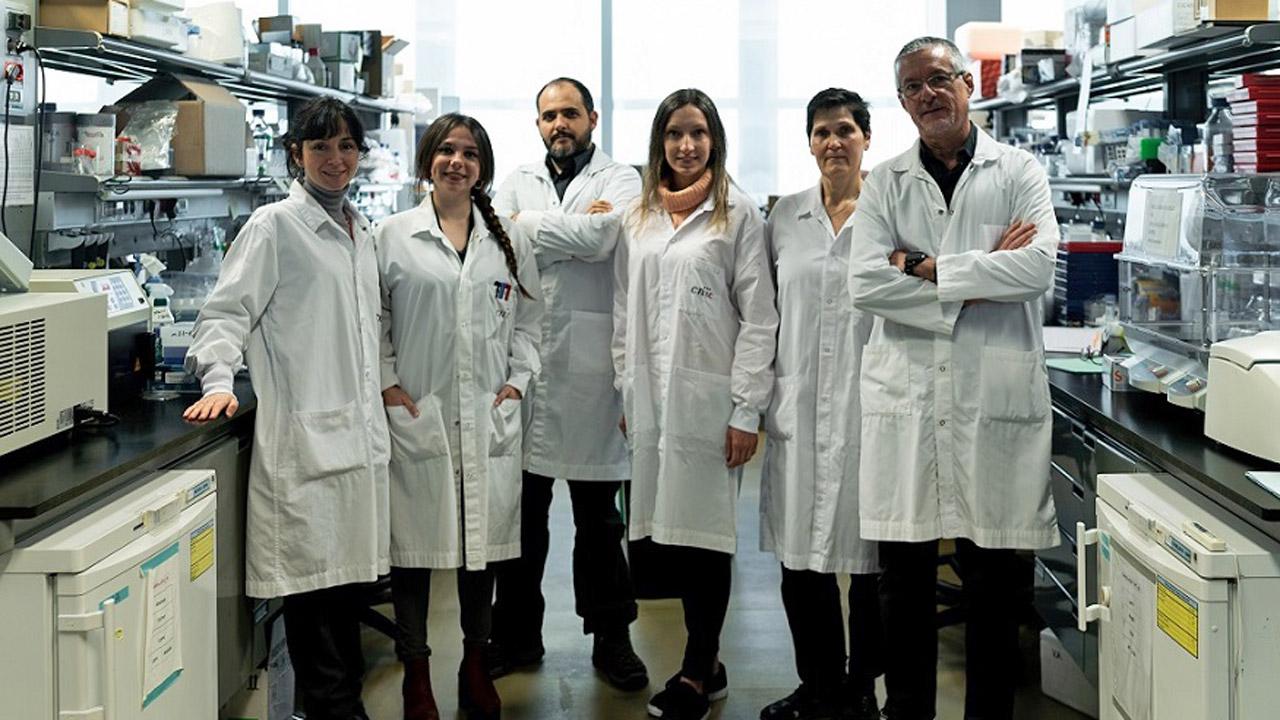 Pilar Gonzalo, Rosa Nevado, Ricardo Villa-Bellosta, Magda R. Hamczyk, María J. Andrés-Manzano y Vicente Andrés.