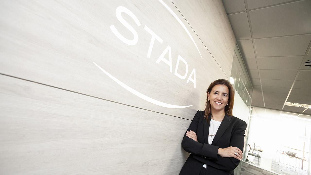 Mar Fábregas, directora general de Stada España.
