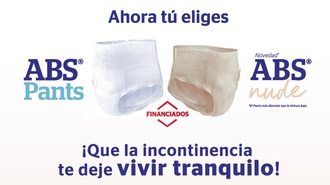 Presentaciones de 'ABS Pants' y 'ABS Nude'.