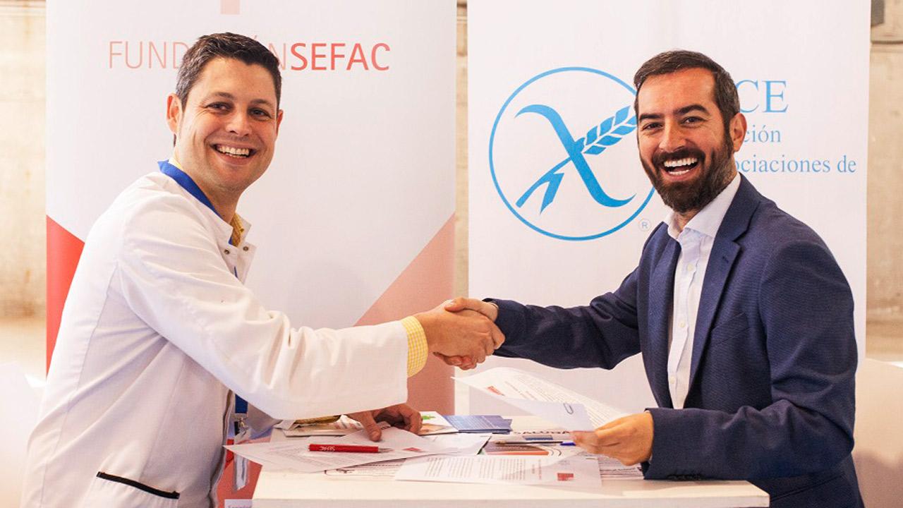 Firma Sefac y FACE