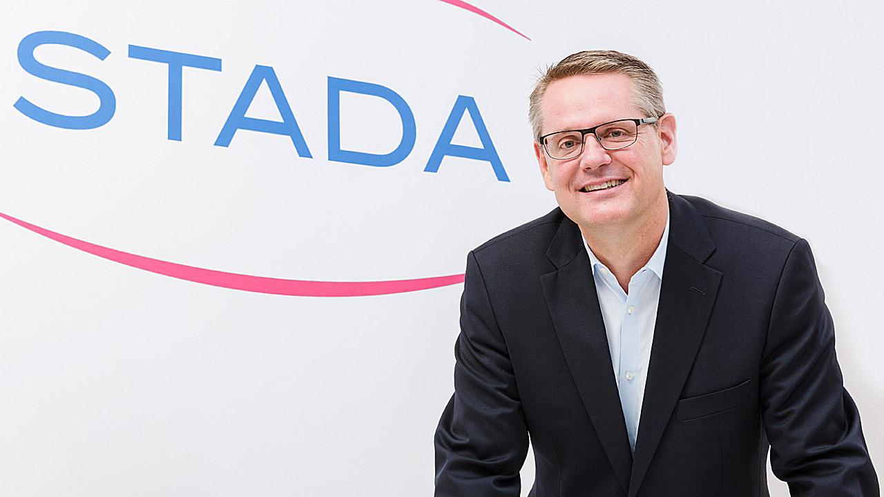 Peter Goldschmidt, CEO de Stada.