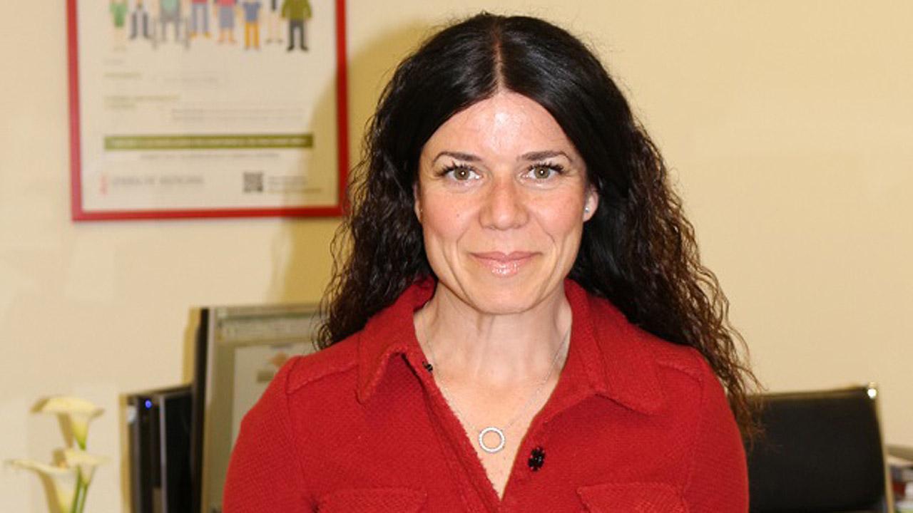 Patricia Lacruz.