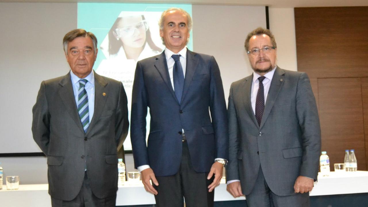 Luis González Díez y José Antonio Berrocal Anaya