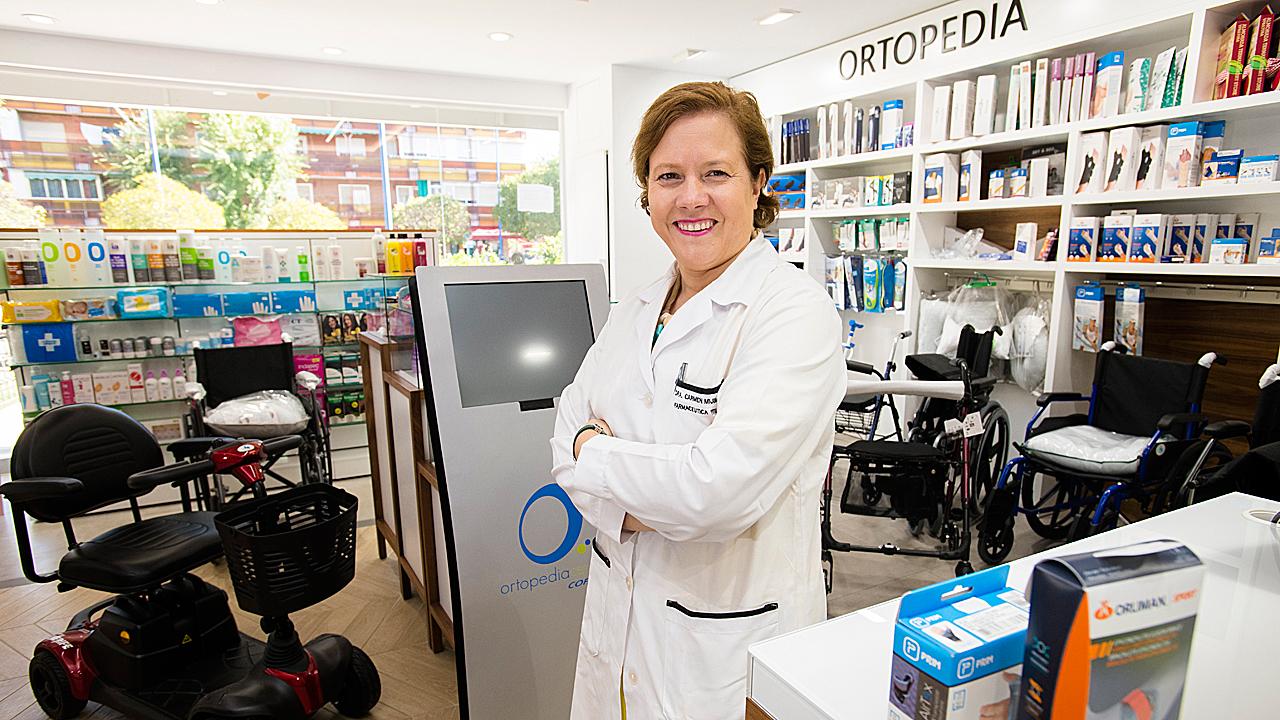 Mª Carmen Mijimolle, vocal nacional de Ortopedia, responsable de la jornada que se celebrará en Madrid el 27 de septiembre, sobre esta práctica.