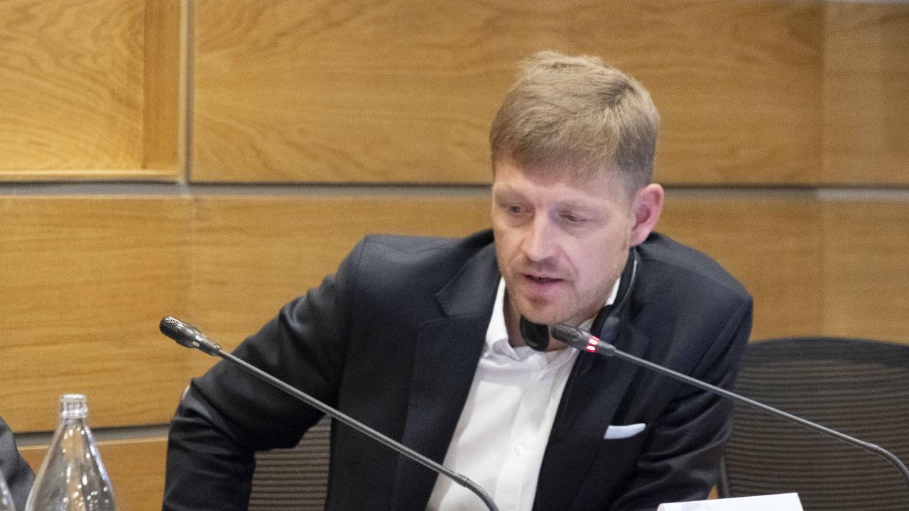 Bernd Grabner, presidente del Grupo Europeo de la Distribución Farmacéutica (GIRP)
