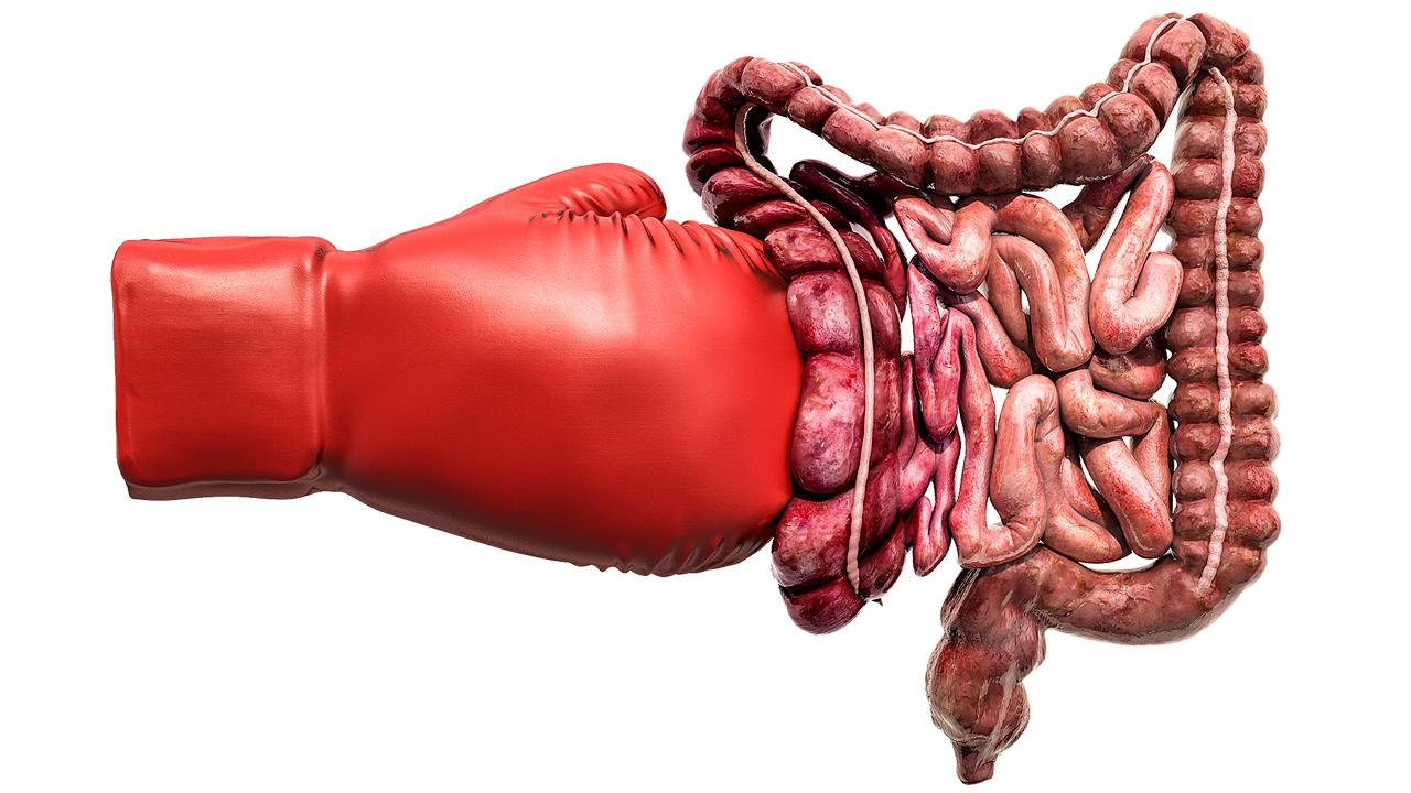 alimentos que se deben evitar para el colon inflamado