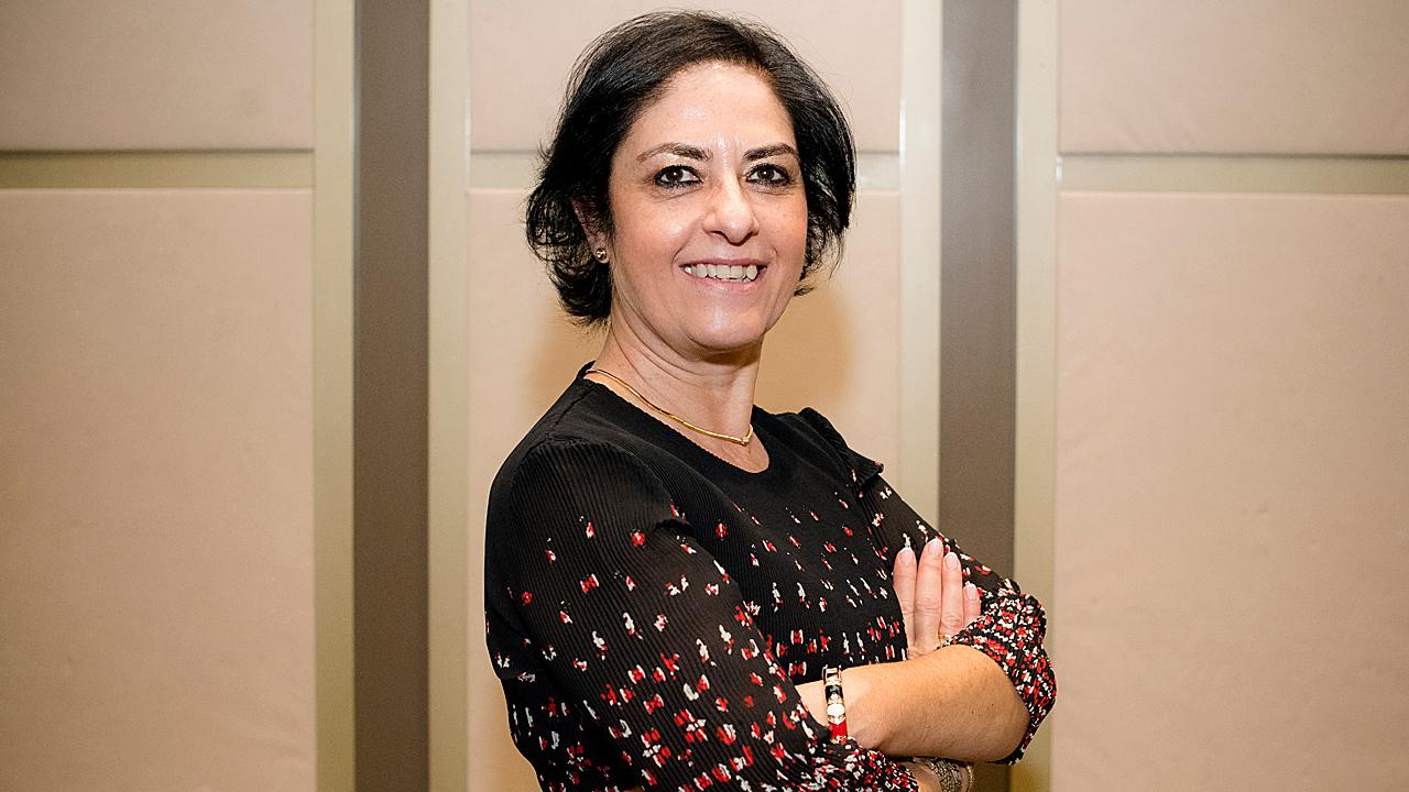 Mª Jesús Lucero, profesora de la Facultad de Farmacia de la Universidad de Sevilla.