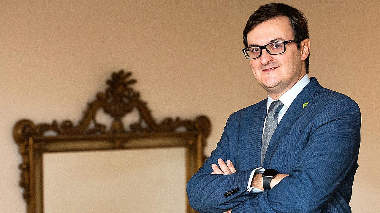 Tomás Muret, vocal de Dermofarmacia del Consejo General de COF.