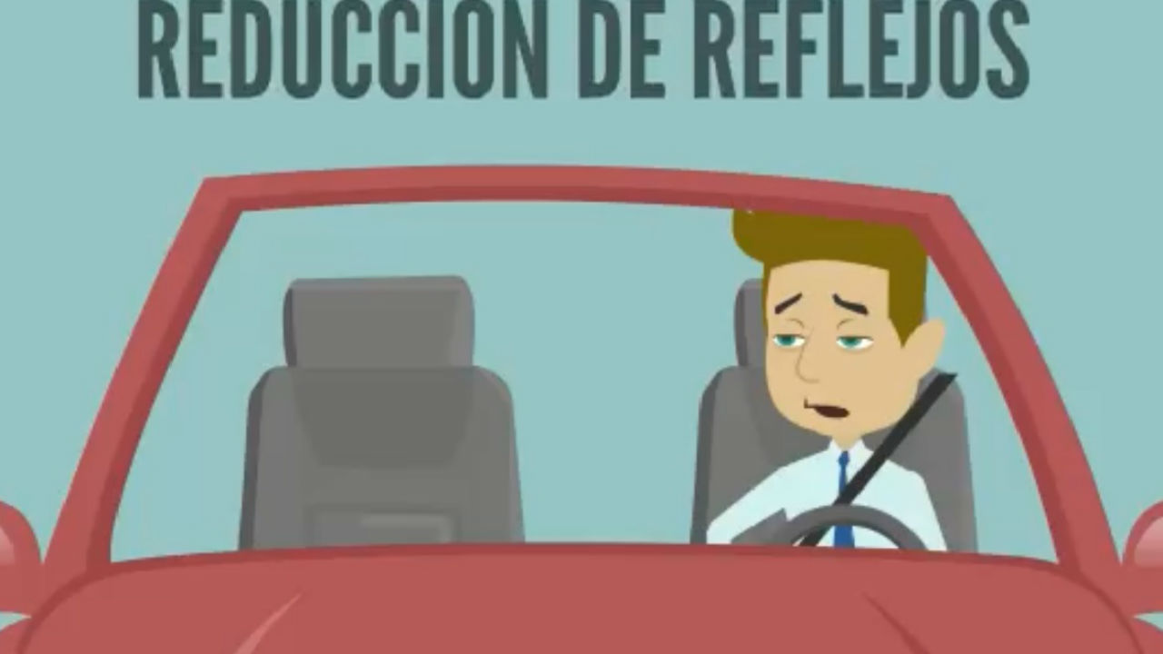 Conducción y fármacos