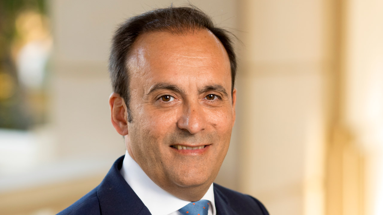 Eduardo Pastor, presidente de Cofares.