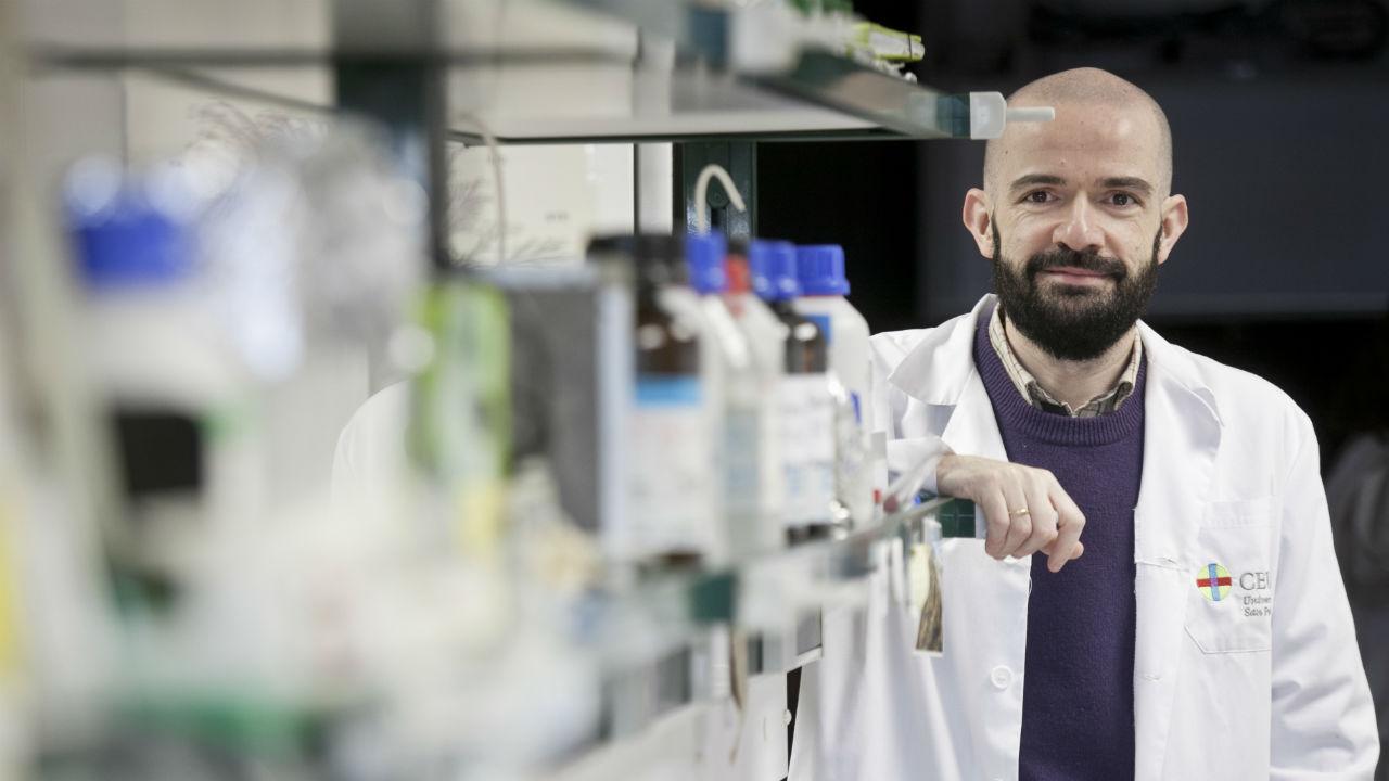 Gonzalo Herradón, profesor de Farmacología de la Universidad CEU San Pablo.