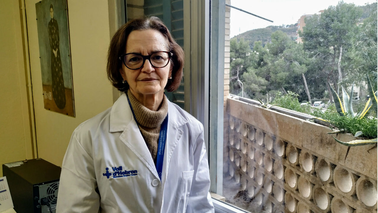 Antonia Agustí, presidenta de la Sociedad Española de Farmacología Clínica (SEFC) y jefa de Sección del Servicio de Farmacología Clínica del Hospital Valle de Hebrón de Barcelona.
