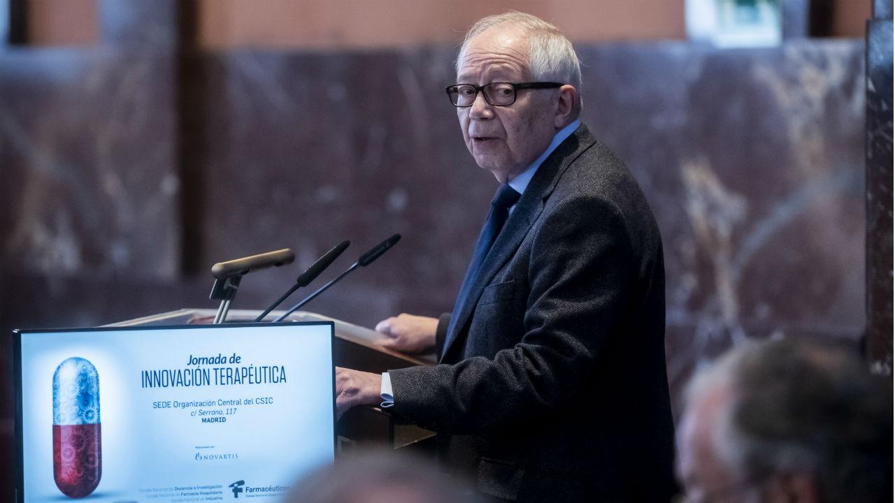 Julio Sánchez Fierro, vicepresidente de la Asociación Española de Derecho Sanitario.